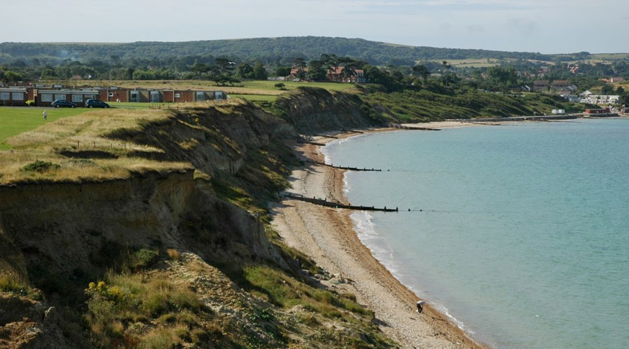 Accommodation near Isle of Wight Beaches