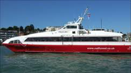 Red Funnel High Speed